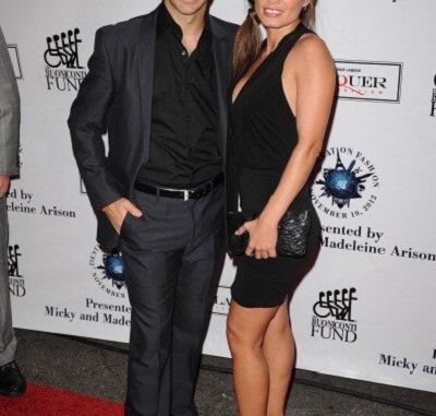 Who is Helio Castroneves Partner Adriana Henao? Know Her