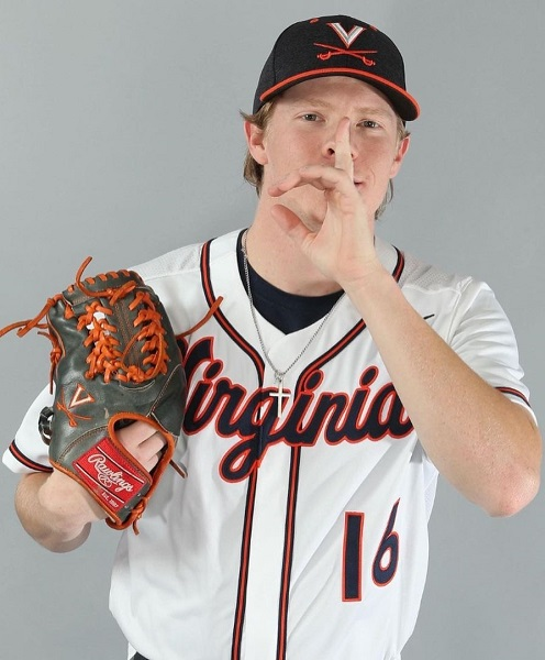 Virginia Baseball Pitcher Andrew Abbott Wiki: Everything You Need To Know