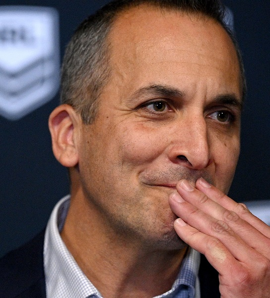 NRL CEO Andrew Abdo Wiki: His Nationality And Family Background