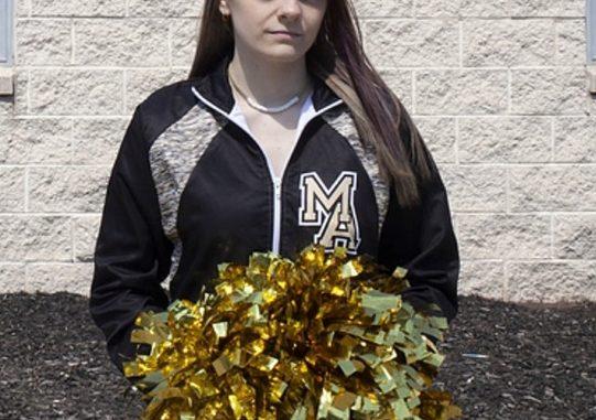 Who Is Brandi Levy? Meet The High-School Cheerleader On Instagram