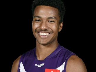 Who Is Brandon Walker? Meet Athlete Set To Debut From Fremantle Dockers
