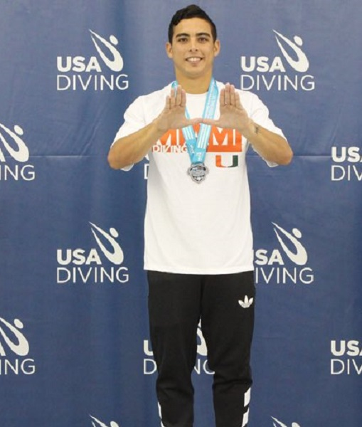 Who Is Briadam Herrera? Know The Details Of USA Diver