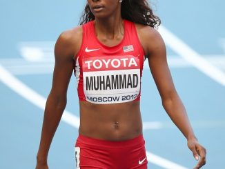 Dalilah Muhammad Husband Age : Who Is She Married To?