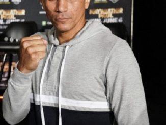 Who is  Dervin Colina? Everything To Know About The UFC Fighter