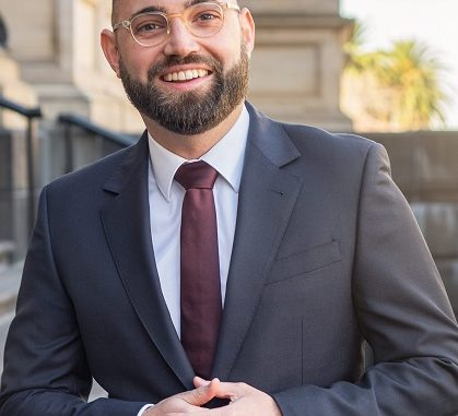 Is Labor MP Dustin Halse Married? His Partner And Family