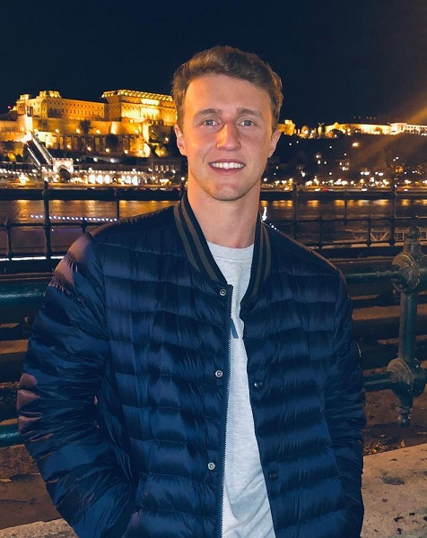 Elijah Winnington Height And Age: How Old Tall Is Australian Swimmer?