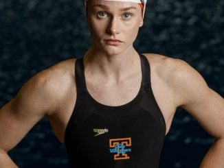 Who Is Erika Brown? Everything To Know About The Swimmer