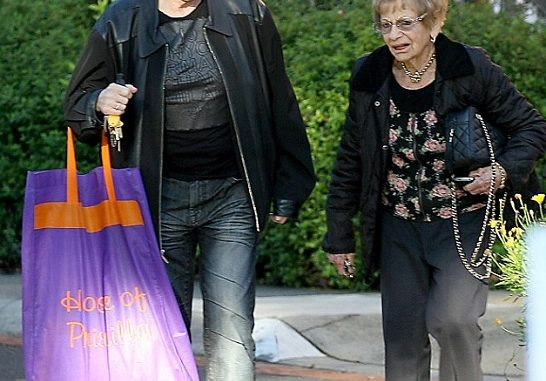 Geoffrey Edelsten Mother Esther Edelsten, Where Is She Now? Did She Pass Away?