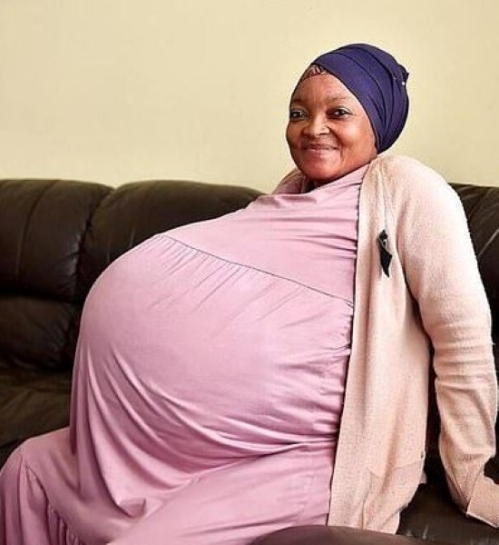 South African Woman Gosiame Thamara Sithole Gave Birth To Decuplets, Did She Actually?