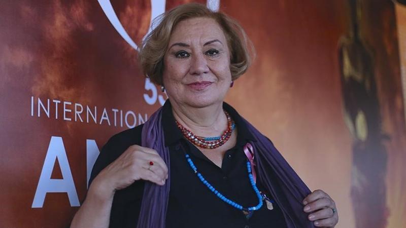 Gülsen Tuncer Turkish Actress