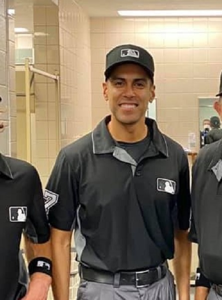 Who Is  Baseball Umpire Gabe Morales? Everything On Wife And Wiki