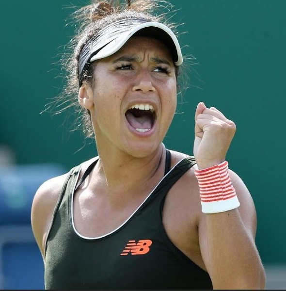 Heather Watson Mother & Father – Where Does She Live?