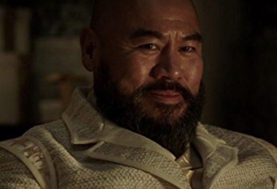 Hon Ping Tang British Actor