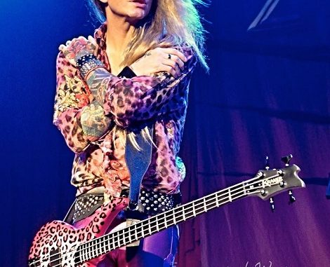 Is Steel Panther Guitarist Lexxi Foxx Gay? His Sexuality Explored