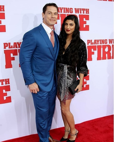 Who Is John Cena Married To? Know About His Wife Shay Shariatzadeh