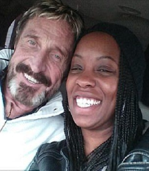 Janice Dyson Age And Net Worth – Did John McAfee Had Any Children?