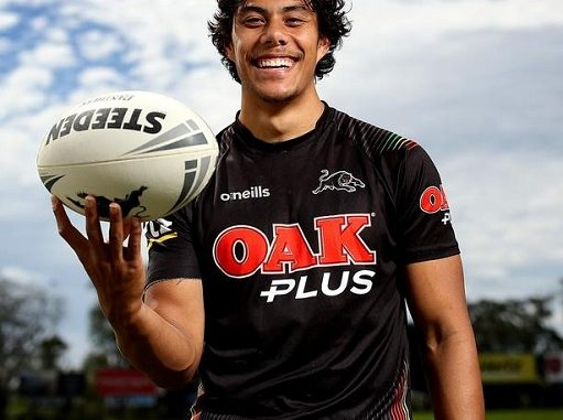 Is NRL Jarome Luai Married? Know About His Wife And Family
