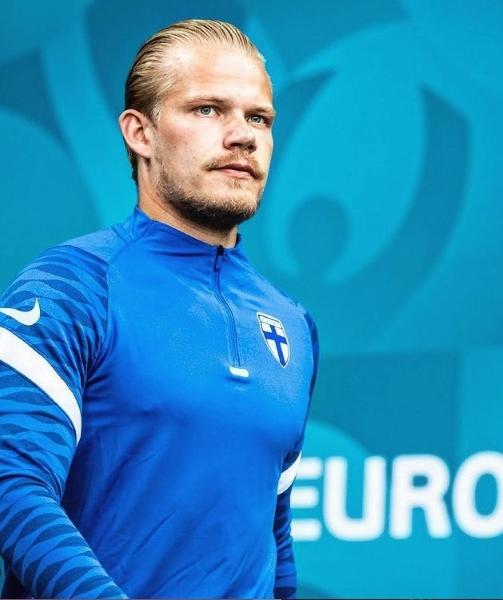 Is Joel Pohjanpalo Married? Finland Striker Wife And Family