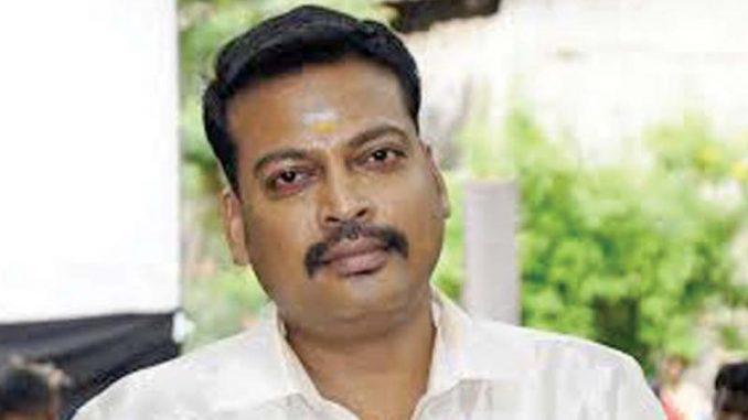 John Vijay Indian Actor