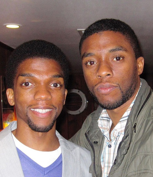 Who Is Chadwick Boseman Brother Kevin Boseman? Know His Wife And Family