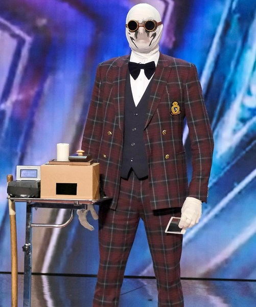 Klek Entos From AGT Real Face – Everything On The Spooky Magician
