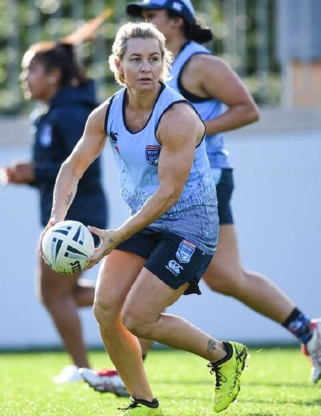 Kylie Hilder NRL Partner And Husband: Is NSW Coach Married?
