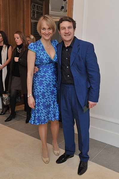 Louise Minchin Husband David Minchin, Daughters Scarlett And Mia