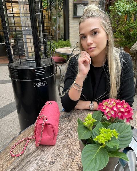 Sergio Aguero Girlfriend Sofia Calzetti Is An Actress: Meet Her On Instagram