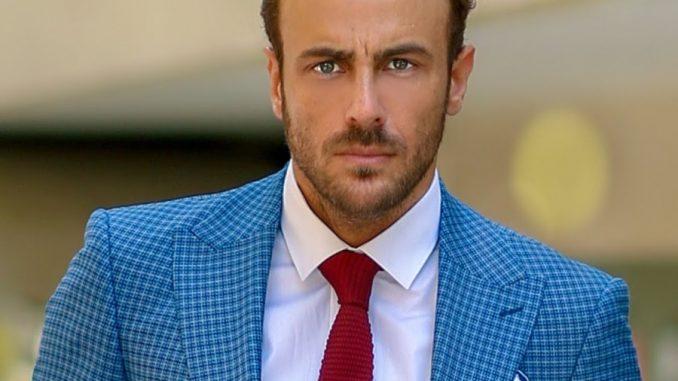 Murat Balci Turkish Actor