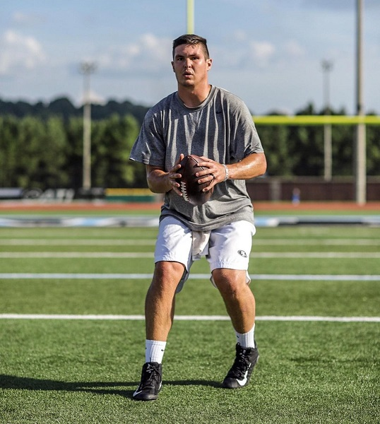Who Is Nick Mullens? Everything On American Football Quarterback