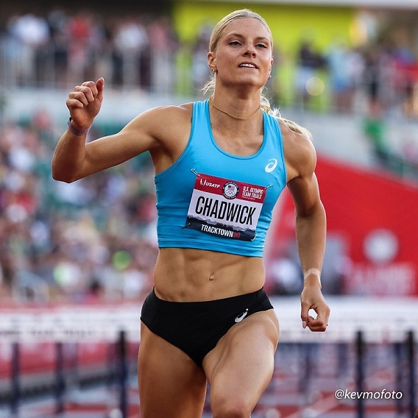 Who is Payton Chadwick? Everything To Know About The Athlete