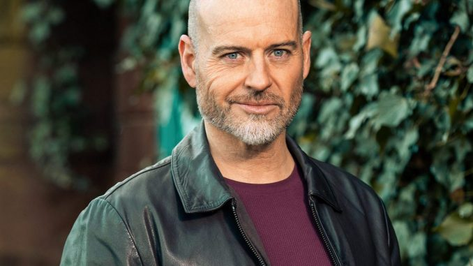 Robert Beck British Actor