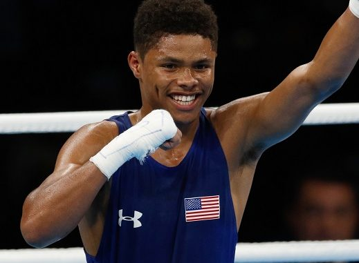 Who Is Shakur Stevenson Girlfriend? His Parents And Family Background