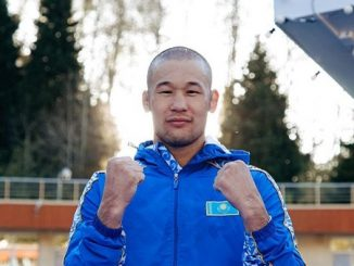 Shavkat Rakhmonov Wikipedia Age: MMA Fighter Nationality & Ethnic Background