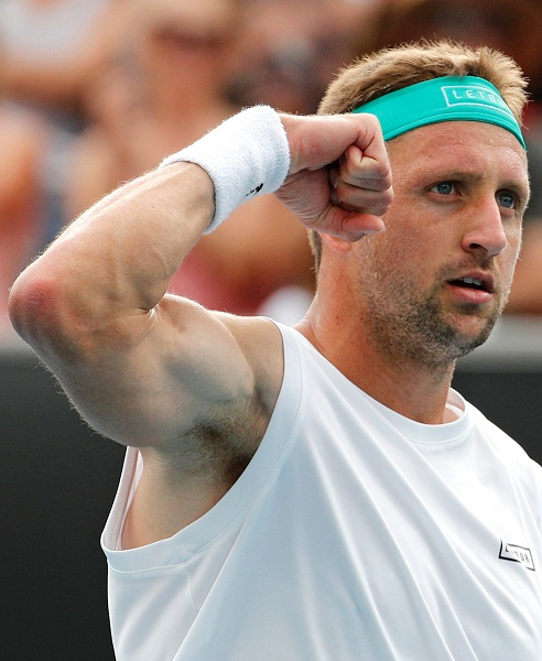 Meet American Tennis Player Tennys Sandgren: Who Is His Girlfriend?