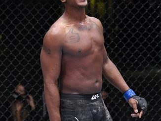 Jamahal Hill Wikipedia Age: How Old Tall Is The UFC Fighter?