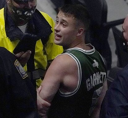 Kyrie Irving Bottle Incident: The Celtic Fan Cole Buckley Was Arrested
