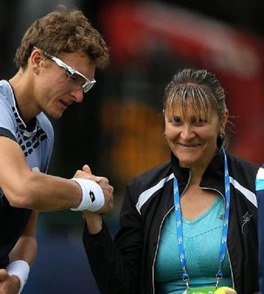 Tennis Star Denis Istomin Coach Is His Mom: Meet Klaudiya Istomina