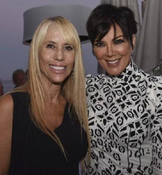 Who Is Lisa Miles? Meet Kris Jenner's Best Friend On Celebrity IOU