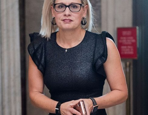 Why Is Kyrsten Sinema Limping? Is It A Disability Or Leg Injury?