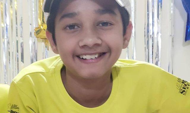 Vedant Sinha 2