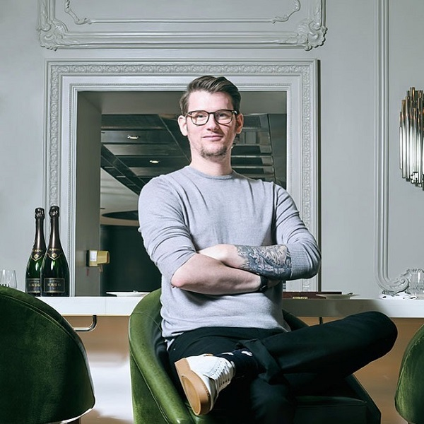 Who Is Chef Adam Handling? Get To Know His Net Worth And Wife