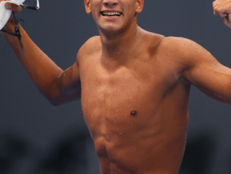 Ahmed Hafnaoui Bagged A Gold Medal, Here Is What Didn't Know About The Swimmer