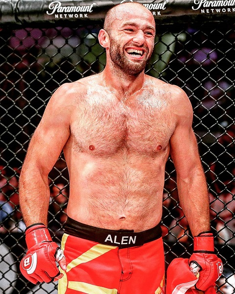 Who Is Alen Amedovski? Everything On MMA Fighter