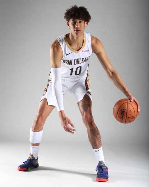 Why Was Jaxson Hayes Arrested? Everything On His Girlfriend And Parents