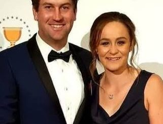 Who Is Ashleigh Barty Partner Garry Kissick? Are The Married?