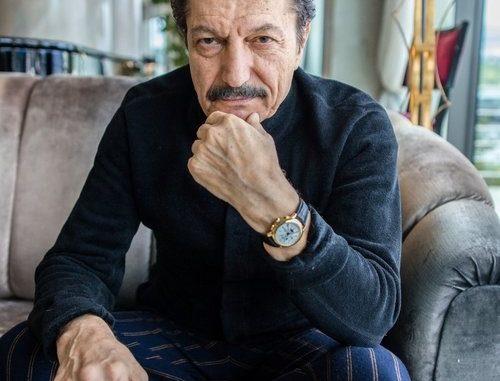 Burhan Öçal Turkish Actor