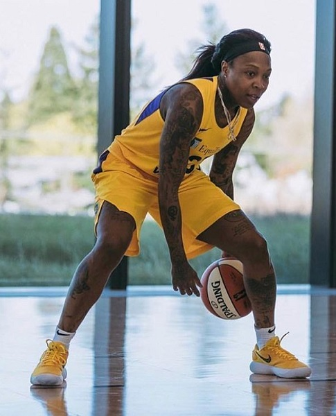Cappie Pondexter Girlfriend Rita Lynn – Are They Married?