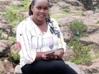 Caroline Kangogo Dead Photos Revealed – Children Husband And Family