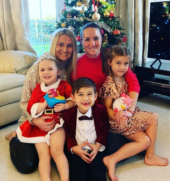 Casey Stoney Partner Megan Harris – Are They Married?